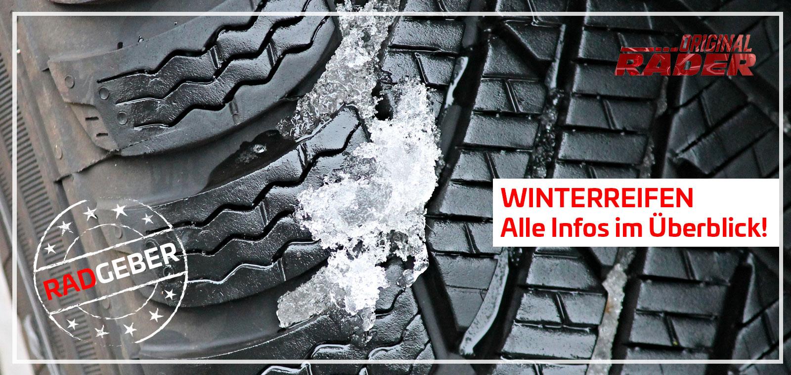 Profiltiefe von Winterreifen: Alles, was Du über sichere Winterreifen und deren Handhabung wissen musst!