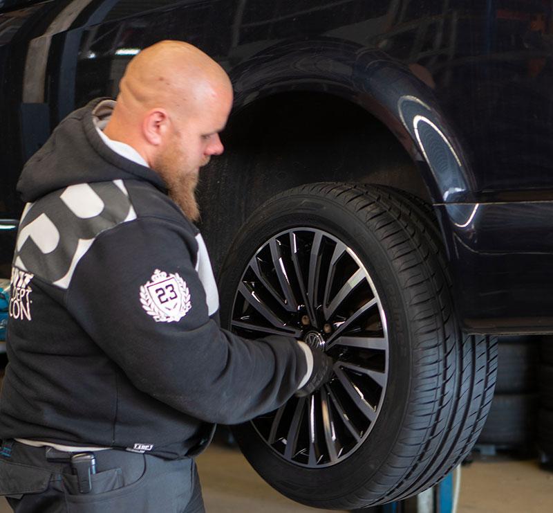 Reifenwechsel Radwechsel Montage Partner